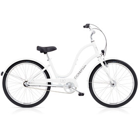 "Electra Townie Original 3i EQ 26"" Kobiety, white"